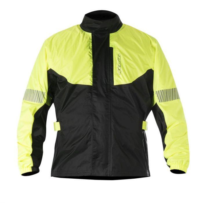 Alpinestars Racing Rain Jacket Clear Black 3XL
