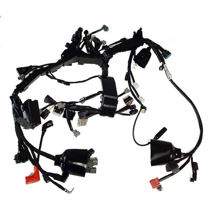 hrc   kit wiring harness honda cbr1000rr-r (sp) 2020    tenkateracingproducts.com  ten kate racing