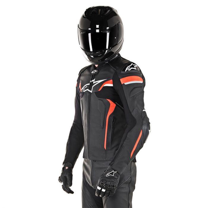 Alpinestars Celer V2 leather motorcycle jacket (OUTLET)
